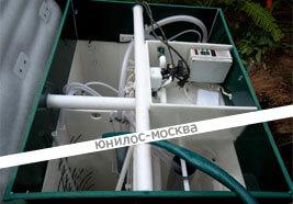 Запуск и проверка работы станции
